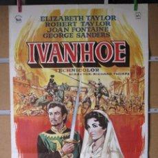 Cinema: IVANHOE. Lote 38683215