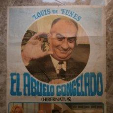 Cine: EL ABUELO CONGELADO. LOUIS DE FUNES. AÑO 1978.. Lote 32696373
