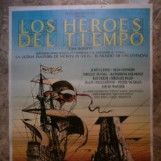 Cinéma: LOS HEROES DEL TIEMPO. JOHN CLEESE, SEAN CONNERY, SHELLEY DUVALL. AÑO 1981.. Lote 45194768