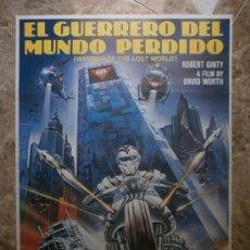 Cine: EL GUERRERO DEL MUNDO PERDIDO - ROBERT GINTY - AÑO 1983. Lote 102138559