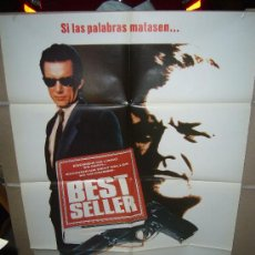 Cine: BEST SELLER POSTER ORIGINAL 70X100. Lote 32714423