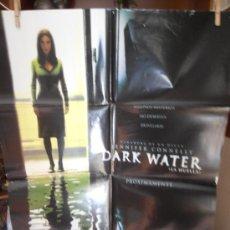 Cine: DARK WATER, CARTEL DE CINE ORIGINAL 70X100 APROX (98). Lote 32718281