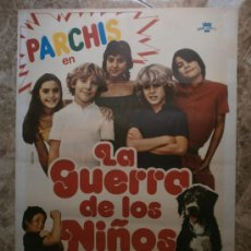 Cine: LA GUERRA DE LOS NIÑOS. PARCHIS. AÑO 1980.. Lote 89939220