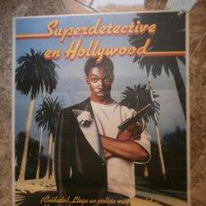 Cine: SUPERDETECTIVE EN HOLLYWOOD. EDDIE MURPHI. AÑO 1985.. Lote 32730145