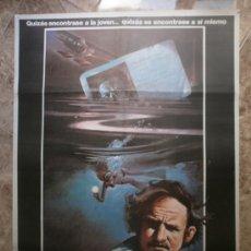 Cine: LA NOCHE SE MUEVE. GENE HACKMAN. AÑO 1976.. Lote 32770839