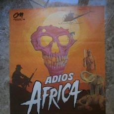 Cine: ADIOS AFRICA. AÑO 1984.. Lote 32781972
