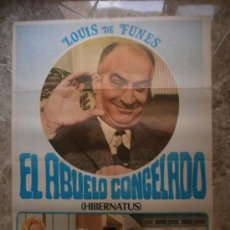 Cine: EL ABUELO CONGELADO. LOUIS DE FUNES. AÑO 1978.. Lote 32790668