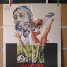 Cinema: LA CARRERA DE LA MUERTE. Lote 48105749