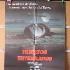 Cine: MUERTOS Y ENTERRADOS. Lote 32835542