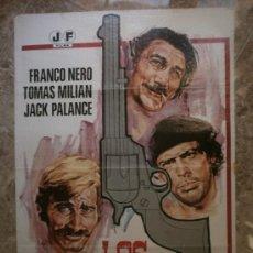 Cine: LOS COMPAÑEROS. FRANCO NERO, TOMAS MILIAN, JACK PALANCE. AÑO 1980.. Lote 32835507