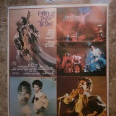 Cine: PRINCE SIGN O THE TIWES. PRINCE. AÑO 1989.. Lote 115654974