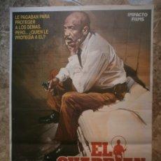 Cine: EL GUARDIAN. MARTIN SHEEN, LOUIS GOSSETT JR. ARTHUR HILL.. Lote 32910011