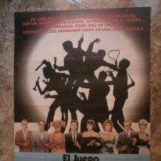 Cine: EL JUEGO DE LA SOSPECHA. EILEEN BRENNAN, TIM CURRY, MADELINE KAHN. . Lote 32910258