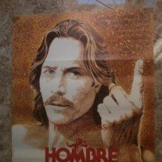 Cine: HOMBRE LIBRE. PETER STRAUSS. AÑO 1980.. Lote 32952714