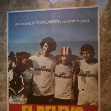 Cine: EL RELEVO. DENNIS CHRISTOPHER, DENNIS QUAID, DANIEL STERN. AÑO 1980.. Lote 32982421