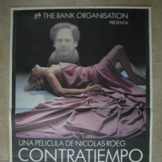 Cine: CONTRATIEMPO. ART GARFUNKEL, THERESA RUSSELL. AÑO 1980.. Lote 32984284