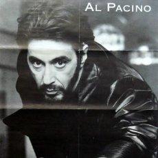 Cine: CARTEL CARLITO'S WAY. C. 1980. 70 X 100. ESPAÑA. Lote 33001289