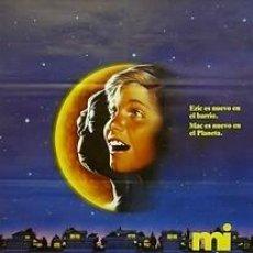 Cine: CARTEL MI AMIGO MAC. C.1980. 70 X 100 CM. ESPAÑA. Lote 33013079