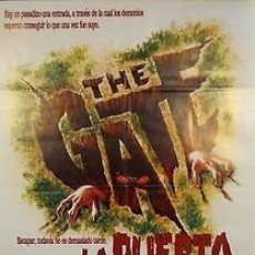 Cine: CARTEL THE GATE (LA PUERTA). C.1980. 70 X 100 CM.. Lote 33013396