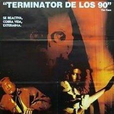 Cine: CARTEL HARDWARE. C.1980. 70 X 100 CM. ESPAÑA. Lote 33014425