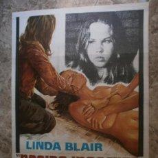 Cine: NACIDA INOCENTE - LINDA BLAIR, JOANNA MILES, ALLYN ANN MCLERIE - AÑO 1976. Lote 103565274