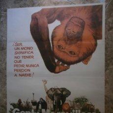 Cine: GENTE MARAVILLOSA. AÑO 1976.. Lote 33050443