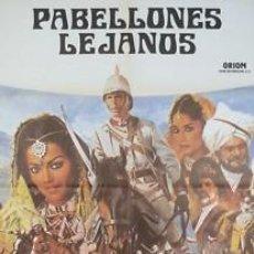 Cine: CARTEL CINE.PABELLONES LEJANOS.MADEM.CROSS /IRVING. Lote 33064073