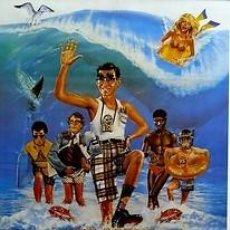 Cine: CARTEL LA REVOLUCIÓN DE LOS NOVATOS.1987. 70 X 100 CM.. Lote 33064713
