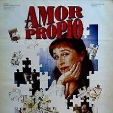 Cine: CARTEL AMOR PROPIO. C.1985. 70 X 100. ESPAÑA. Lote 33108404