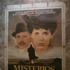 Cine: MISTERIOS. SYLVIA KRISTEL, RUTGER HAUER, RITA TUSHINGHAM. AÑO 1980.. Lote 33130426