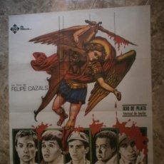 Cinema: CANOA DENUNCIA UN HECHO VERGONZOSO. ENRIQUE LUCERO, SALVADOR SANCHES, ERNESTO GOMEZ CRUZ.. Lote 33138229
