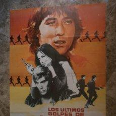 Cine: LOS ULTIMOS GOLPES DE EL TORETE - ANGEL FERNANDEZ FRANCO, BERNARD SERAY - AÑO 1980. Lote 204981346