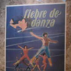 Cine: FIEBRE DE DANZA. PILAR ALCON, LUIS ROSILLO.. Lote 33139983