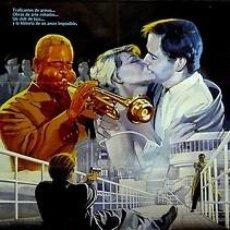 Cine: CARTEL EL INVIERNO EN LISBOA. C. 1980. 70 X 100. ESPAÑA. Lote 33178603