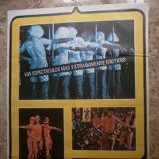 Cine: MUNDO DE NOCHE HOY. AÑO 1978.. Lote 33231118