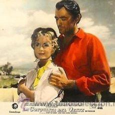 Cine: LA CONQUISTA DEL OESTE. CA. 1960. 39 X 29 CM. ESPAÑA. Lote 33240666