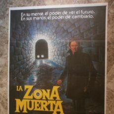 Cine: LA ZONA MUERTA. CHRISTOPHER WALKEN, BROOKE ADAMS, TOM SKERRITT.. Lote 33259287