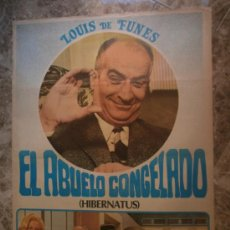 Cine: EL ABUELO CONGELADO. LOUIS DE FUNES. AÑO 1978.. Lote 33259607