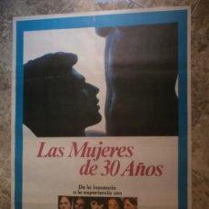 Cine: LAS MUJERES DE 30 AÑOS. KAREN BLACK, TOM BERENGER, SUSAN STRASBERG. AÑO 1979.. Lote 33274874