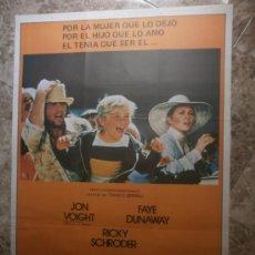 Cine: CAMPEON. JON VOIGHT, FAYE DUNAWAY, RICKY SCHRODER. AÑO 1979.. Lote 33283110
