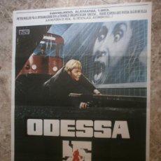 Cine: ODESSA - JON VOIGHT, MARY TAMM, MAXIMILIAN SCHELL. AÑO 1975. Lote 85646094