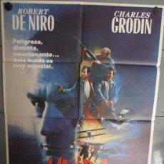 Cine: HUIDA A MEDIANOCHE,ROBERT DE NIRO CARTEL DE CINE ORIGINAL 70X100 APROX (1842). Lote 33298989