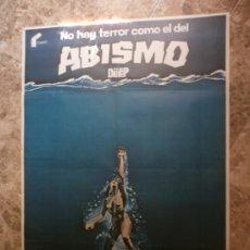 Cine: ABISMO. ROBERT SHAW, JACQUELINE BISSET, NICK NOLTE. AÑO 1977.. Lote 42148899