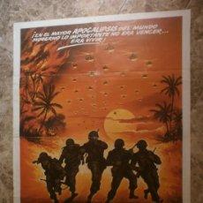 Cine: LOS CHICOS DE LA COMPAÑIA C. STAN SHAW, ANDREW STEVENS, JAMES CANNING. AÑO 1982.. Lote 33301068