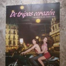 Cine: DE TRIPAS CORAZON. JUAN DIEGO, PATRICIA ADRIANI, JOSE LUIS FERNANDEZ.. Lote 269047993
