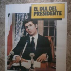 Cine: EL DIA DEL PRESIDENTE. PEDRO RUIZ.. Lote 33371604