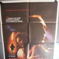 Cine: ESTACION CENTRAL, CARTEL DE CINE ORIGINAL 70X100 APROX (1981). Lote 33396962