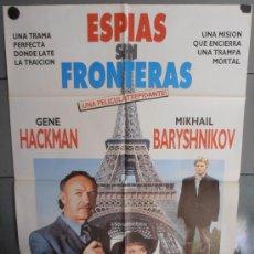 Cine: ESPIAS SIN FRONTERAS, CARTEL DE CINE ORIGINAL 70X100 APROX (2002). Lote 33399611