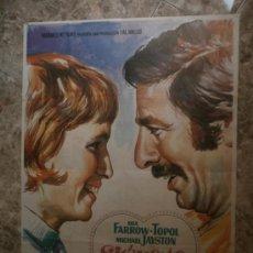 Cine: SIGUEME. MIA FARROW - TOPOL, MICHAEL JAYSTON. AÑO 1972.. Lote 33412246