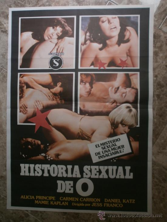 Historia Sexual De O Alicia Principe Carmen C Sold Through